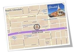 Direccion CMA Glendale