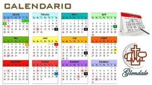 Calendar CMA Glendale