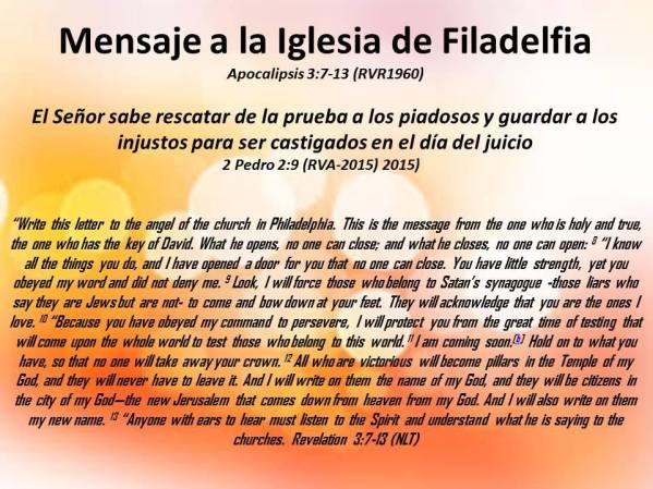 11 Mensaje a la Iglesia de Filadelfia 112617