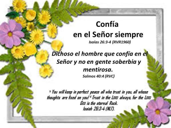 02 Confia en el Señor Siempre 020418