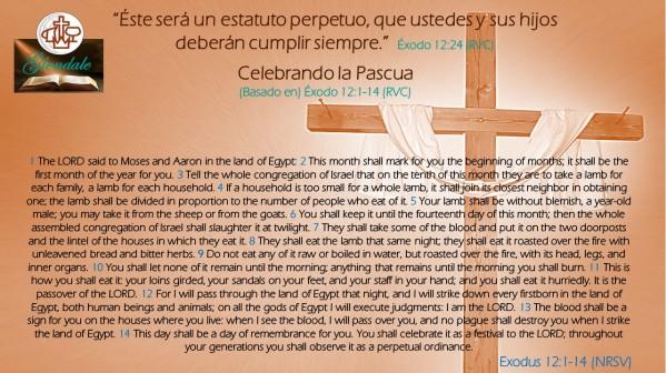 04 Celebrando la Pascua 040818