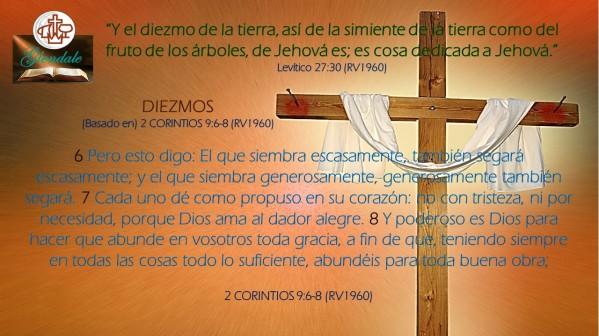 11 Diezmos 111118