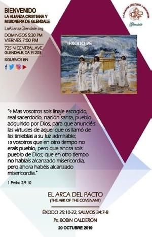 10 El arca del pacto 102019