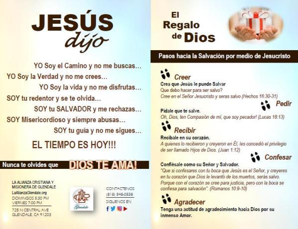 Jesus dijo (v.Picture)